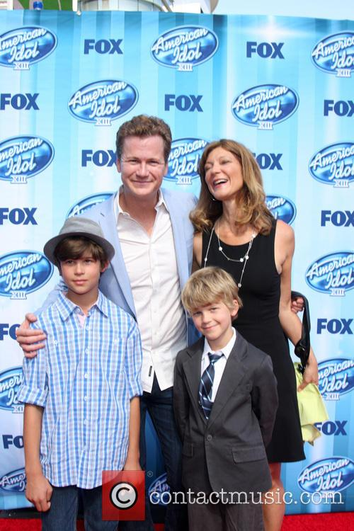 American Idol, Jonathan Mangum, family, Nokia Theater at LA Live