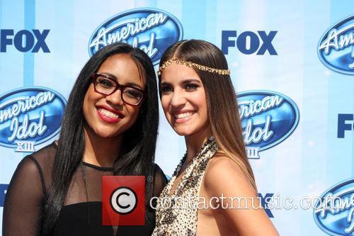American Idol, Malaya Watson, Emily Piriz, Nokia Theater at LA Live