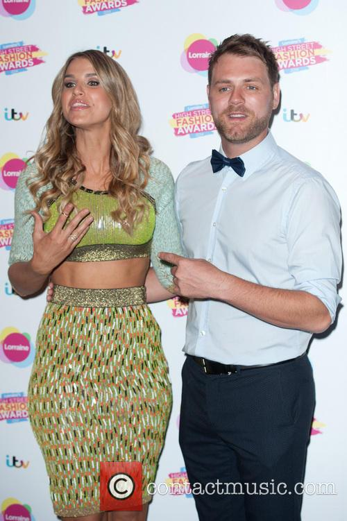Vogue Williams and Brian Mcfadden 5