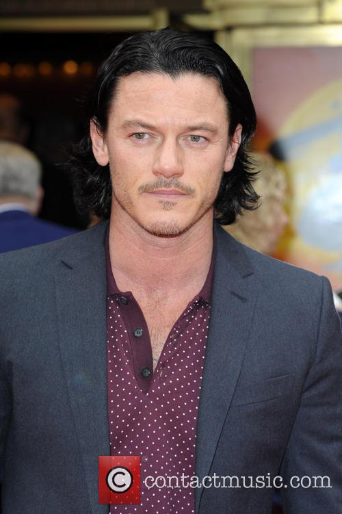 Luke Evans, The Prince Edwards Theatre