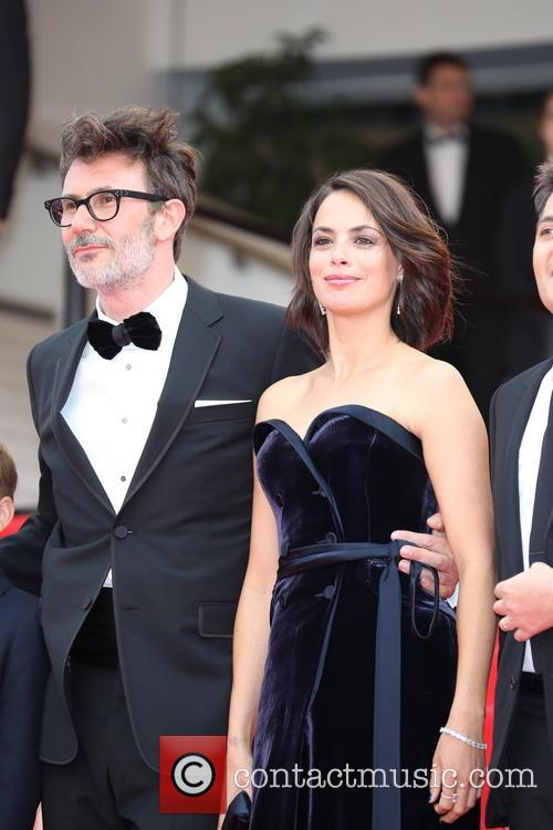 Berenice Bejo, Her Husband and Director Michel Hazanavisus 2