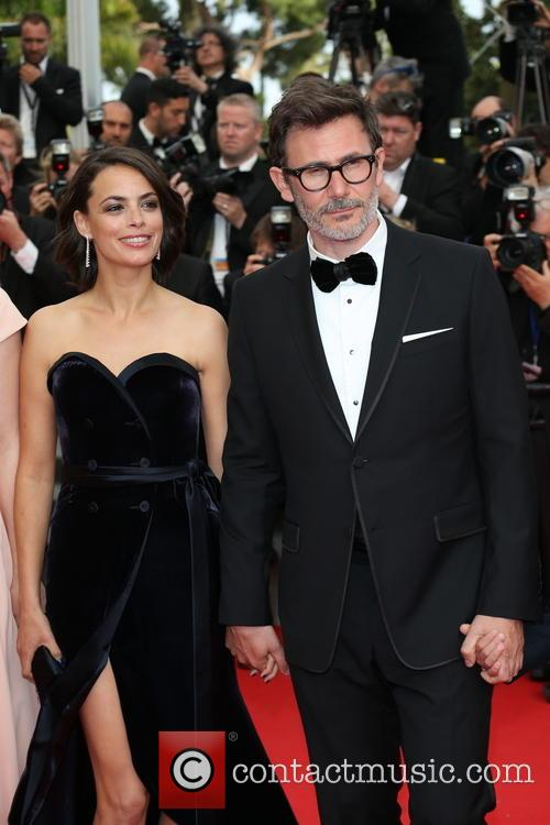Berenice Bejo, Her Husband and Director Michel Hazanavisus 6
