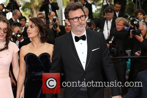 Berenice Bejo, Her Husband and Director Michel Hazanavisus 9