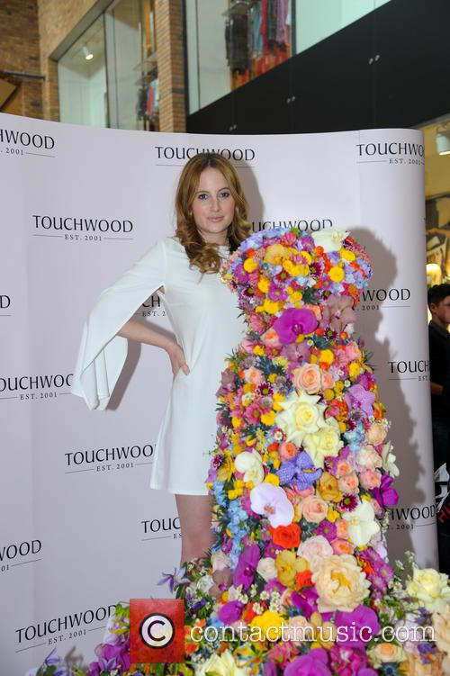 Rosie Fortescue at Touchwood Centre Solihull