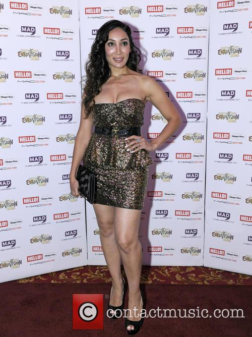 Sofia Hayat West End Eurovision 2 Pictures