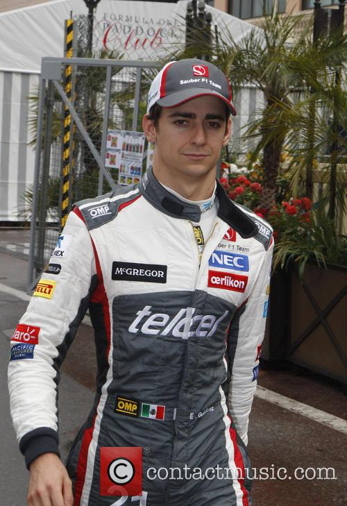 Formula One and Esteban Gutiérrez 5