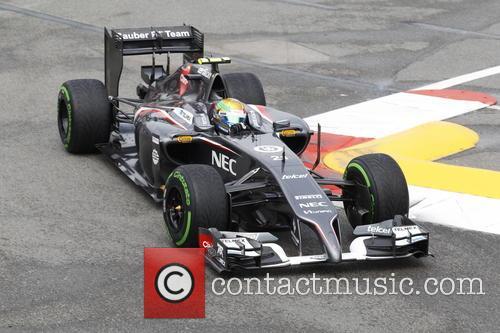 Formula One and Esteban Gutiérrez 11