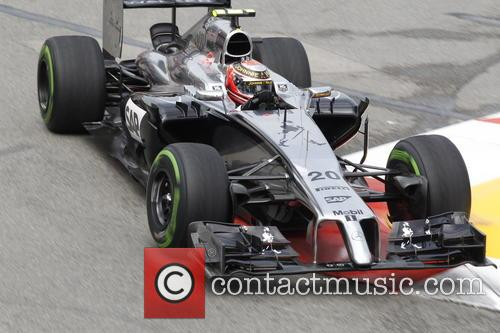 Formula One and Kevin Magnussen 10