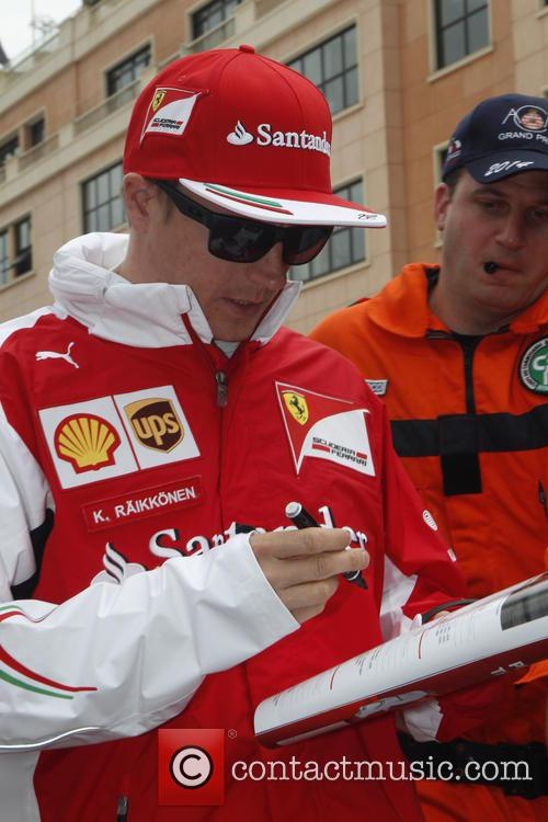 Kimi Räikkönen, (raikkonen), Fin, Start Nr.7, Ferrari, Team Scuderia Ferrari and Ferrari F14t