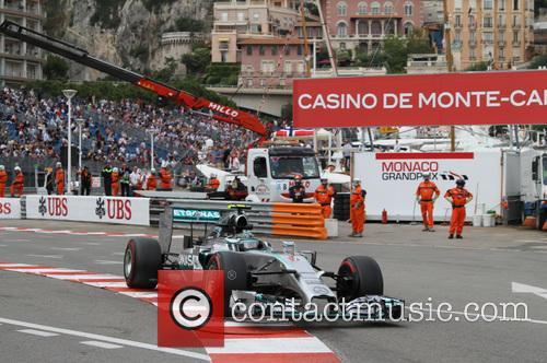 Formula One Monaco GP 2014 - Practice