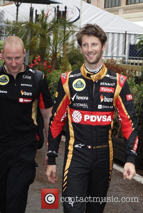 Formula One and Romain Grosjean 6