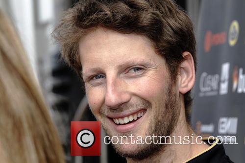 Formula One and Romain Grosjean 8