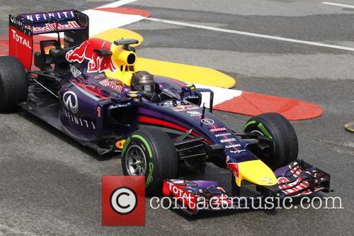 Formula One and Sebastian VETTEL 9