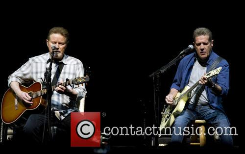 Don Henley and Glenn Frey 9