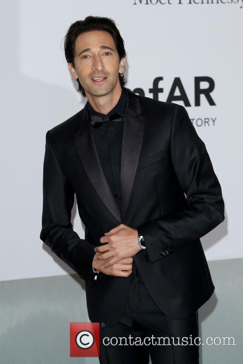 Adrien Brody, Cannes Film Festival