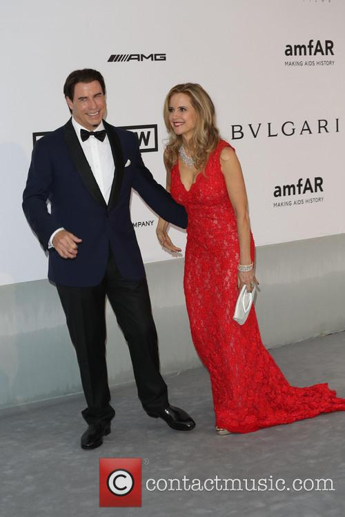 John Travolta and Kelly Preston 7