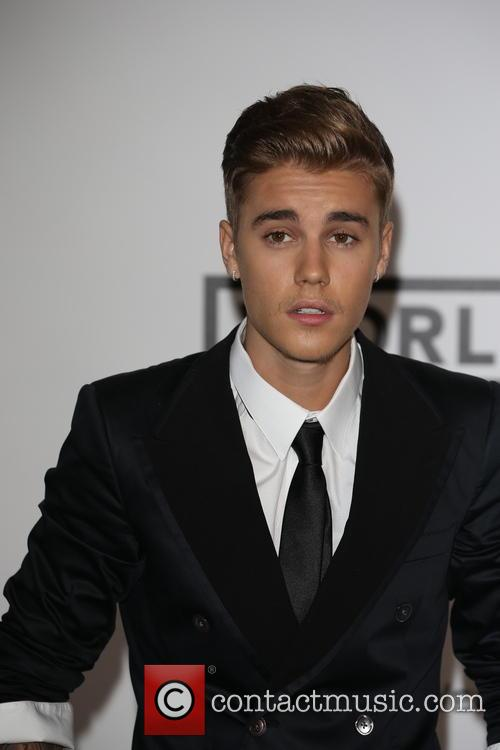 Justin Bieber anfar gala