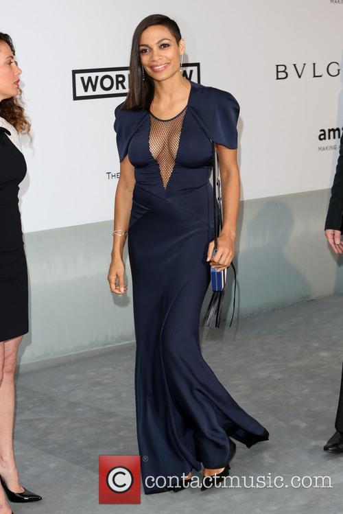 Rosario Dawson, Cannes Film Festival