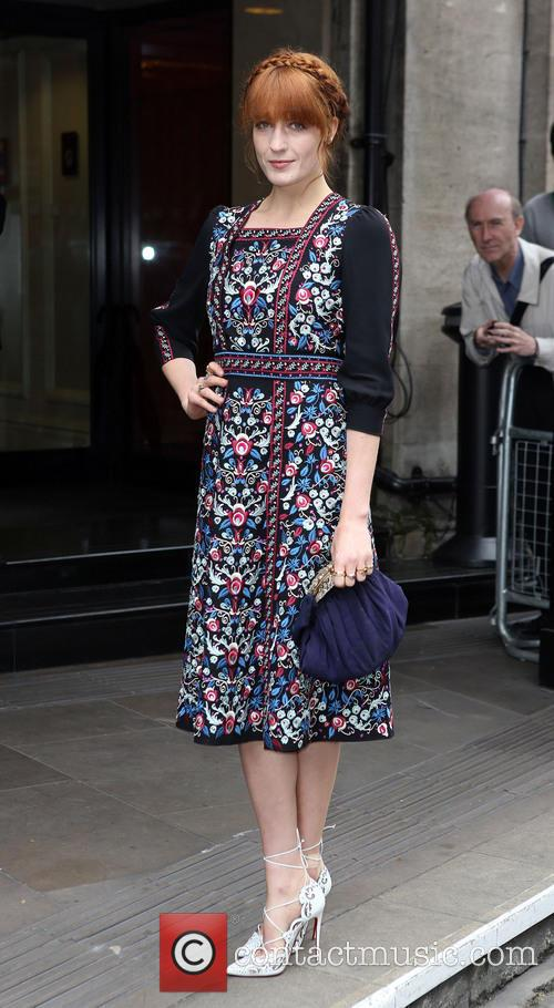 florence welch the 2014 ivor novello awards 4209148