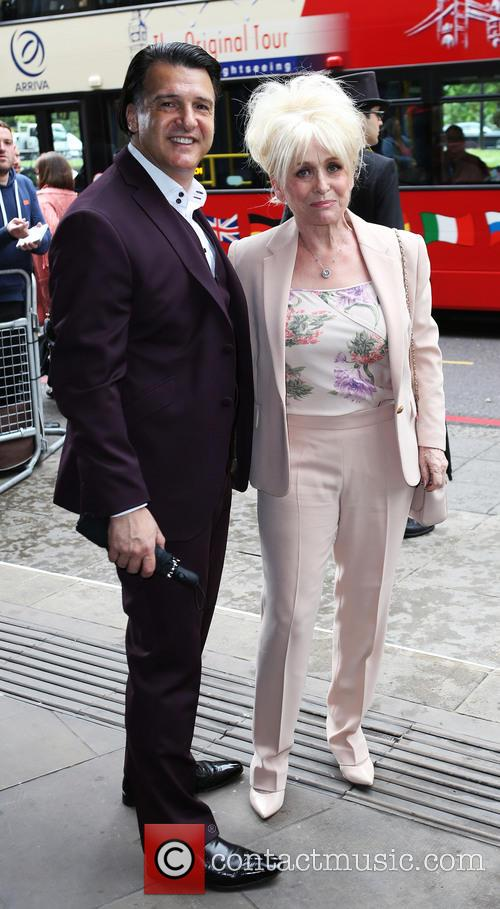 Barbara Windsor and Scott Mitchell 2