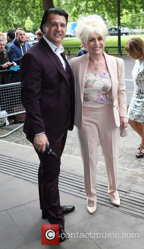 Barbara Windsor and Scott Mitchell 3