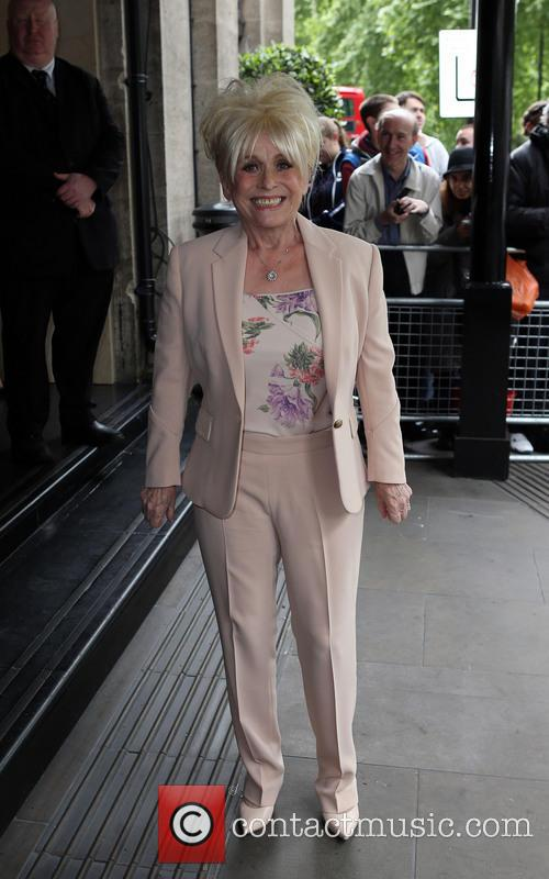 barbara windsor the 2014 ivor novello awards 4209228