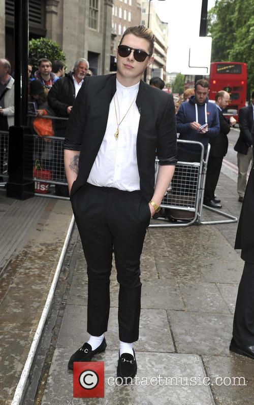John Newman, Grosvenor House Hotel, Park Lane, London, Grosvenor House