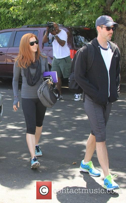 Amy Adams and Darren Le Gallo 3