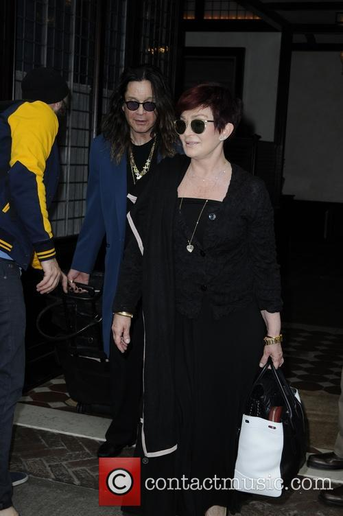 Ozzy Osbourne and Sharon Osbourne 16
