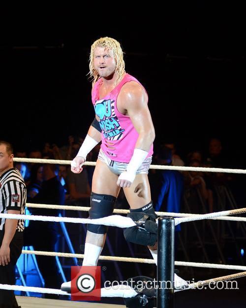 WWE at The O2 Dublin