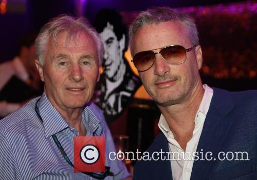 Edmund Irvine Sr and Eddie Irvine 4
