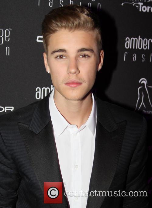 Justin Bieber Baptism