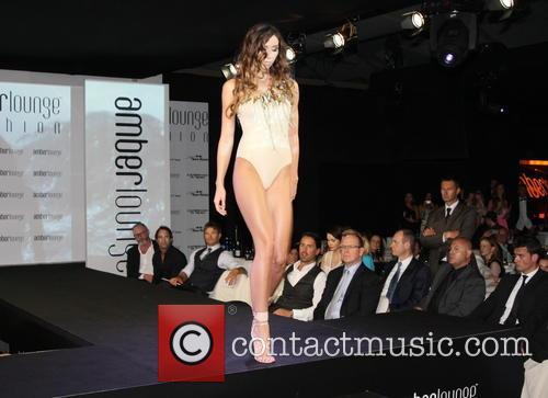Model, Olympia Hall, Le Meridien