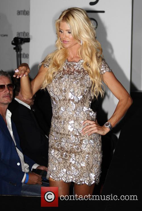 Victoria Silvstedt, Olympia Hall, Le Meridien