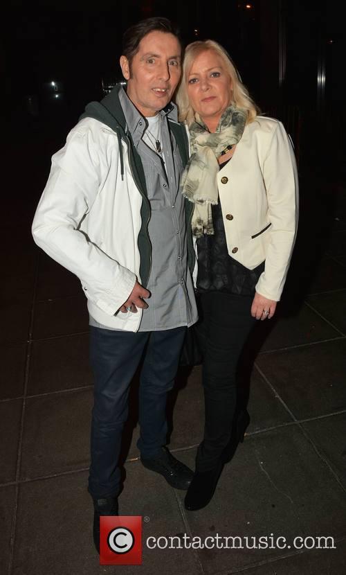 Jonah Hill, Christy Dignam & wife Kathryn Dignam, Channing Tatum
