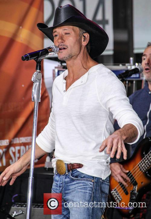 Tim McGraw 38