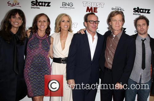 Amanda Peet, Molly Shannon, Felicity Huffman, Clark Gregg, William H. Macy and Sam Rockwell 9