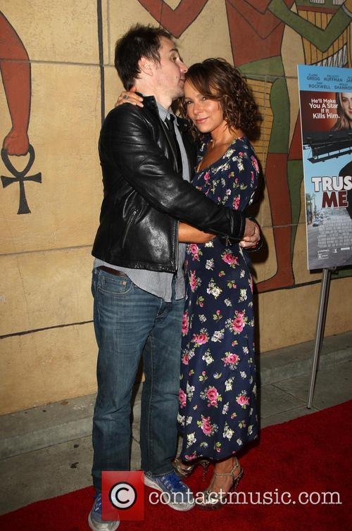 Sam Rockwell and Jennifer Grey 9