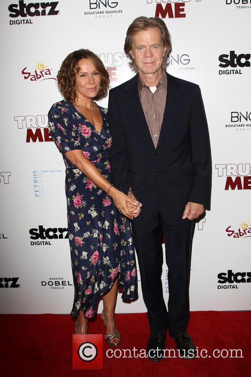 Sam Rockwell and Jennifer Grey 9
