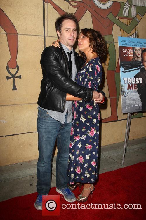 Sam Rockwell and Jennifer Grey 14