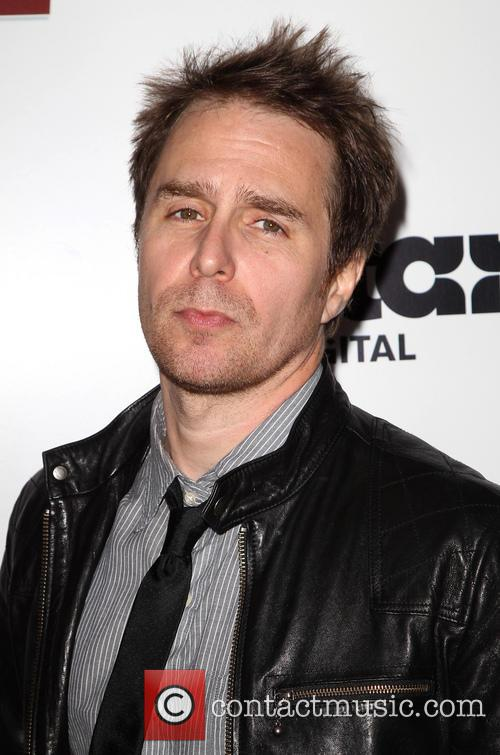 Sam Rockwell, the Egyptian Theatre