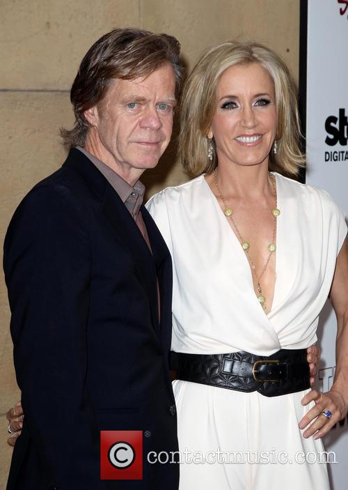 William H. Macy and Felicity Huffman 10
