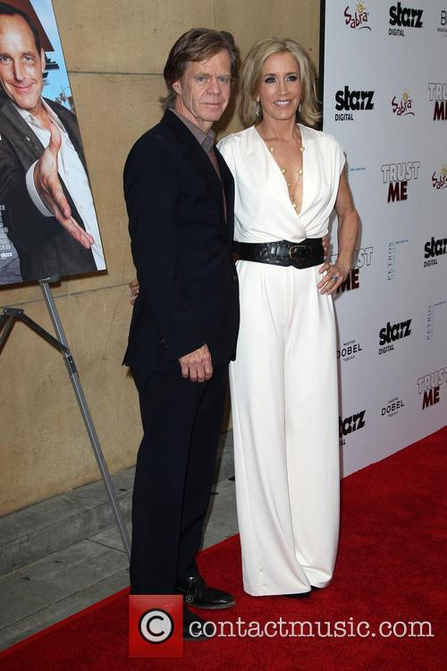 William H. Macy and Felicity Huffman 8