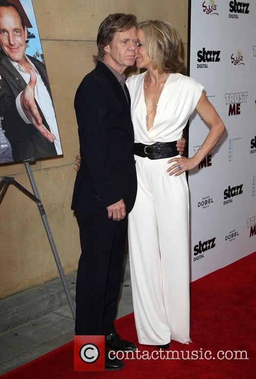 William H. Macy and Felicity Huffman 12