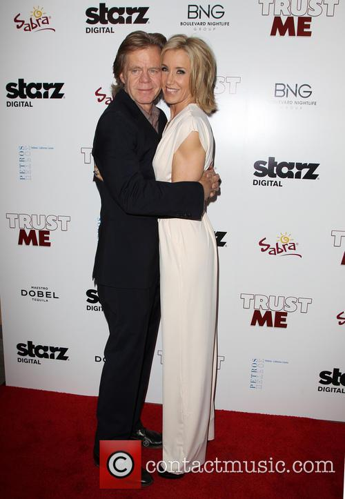William H. Macy and Felicity Huffman 13