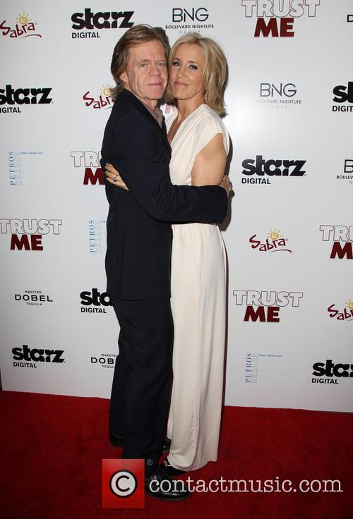 William H. Macy and Felicity Huffman 14