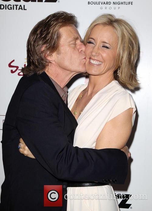 William H. Macy and Felicity Huffman 15