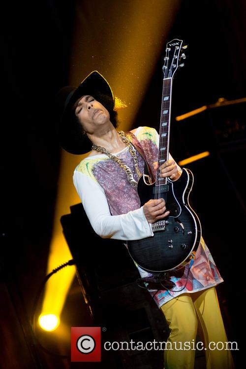 Prince, 3rd Eye Girl, First Direct Arena