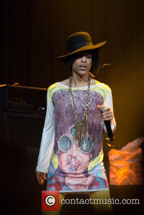 Prince and 3rd Eye Girl