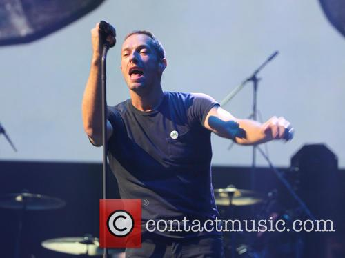 Chris Martin and Coldplay 16